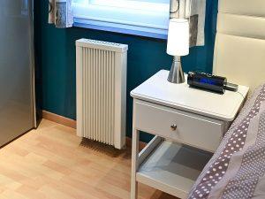 elektrische verwarming eenvoudig te installeren