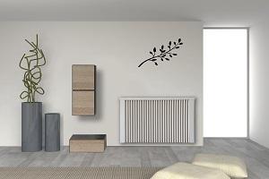 modern kamer met 95 cm verw
