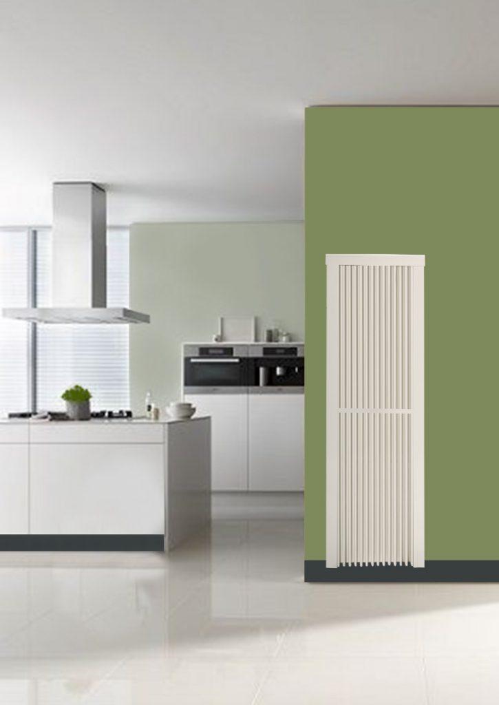 designradiator keuken Unique Keuken met Kermi Tabeo designradiator ook voor de badkamer Gallery