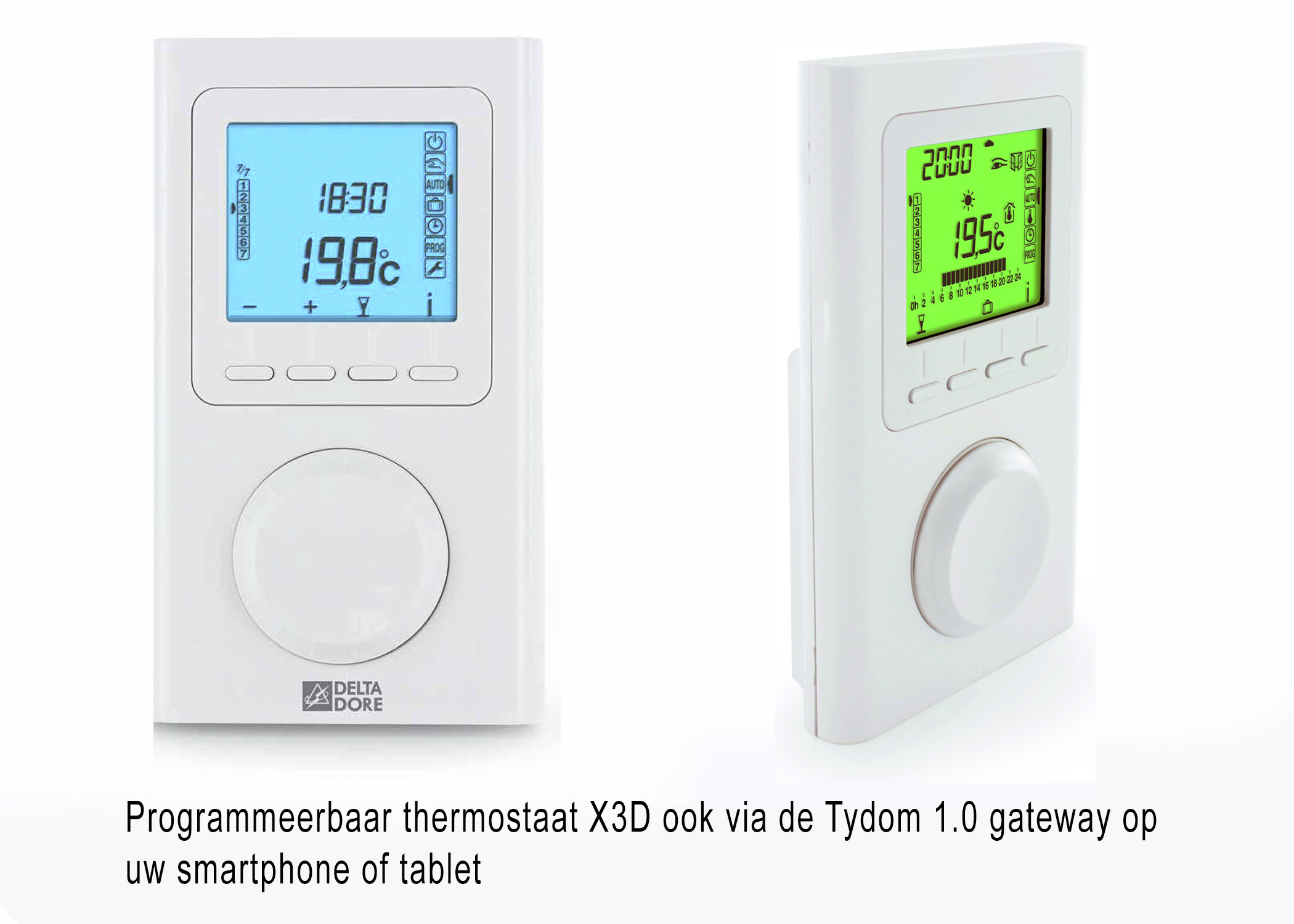 X3D thermostaat
